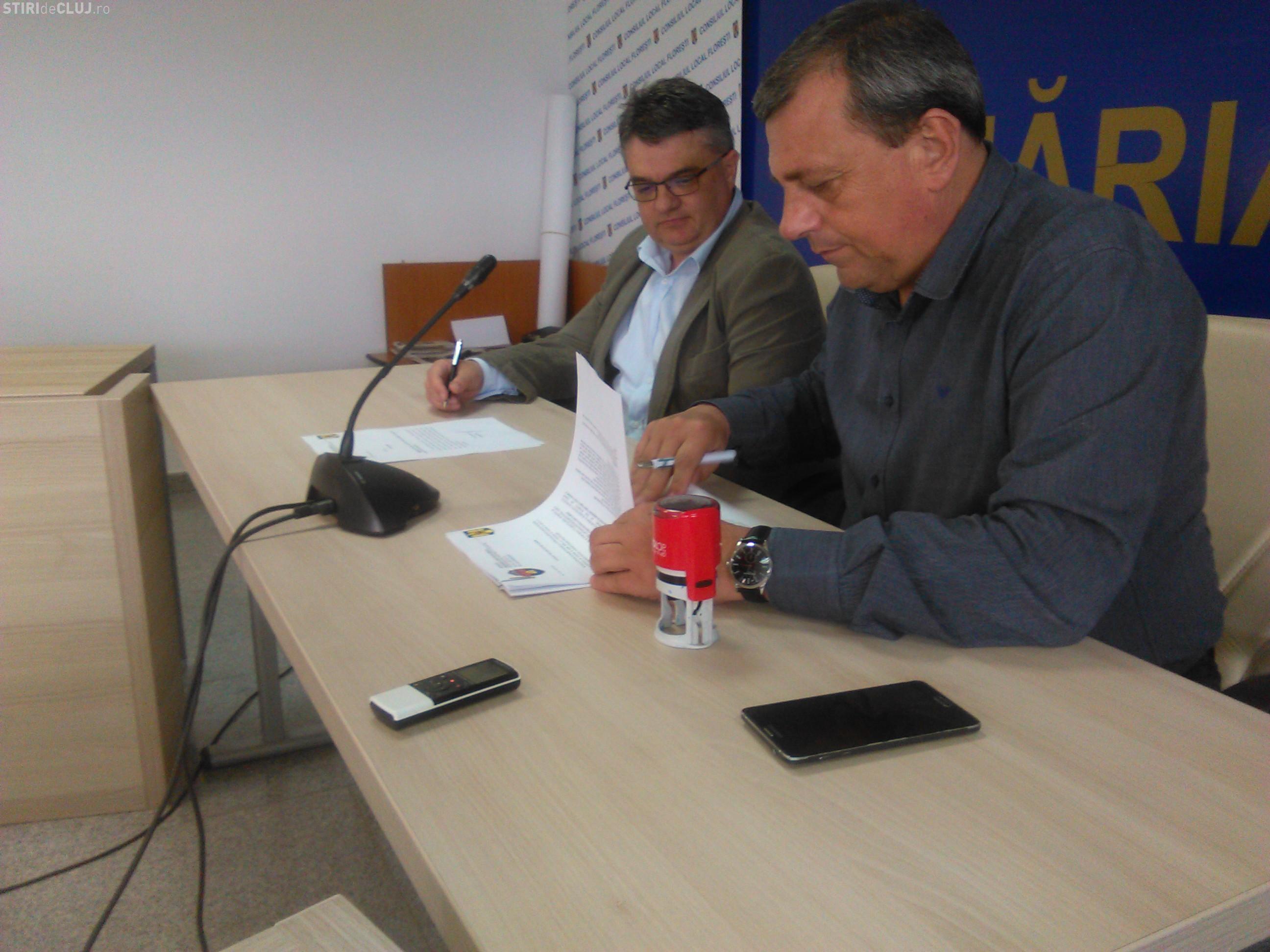 Firma SC DIFERIT refuză să lucreze la centura Floreștiului