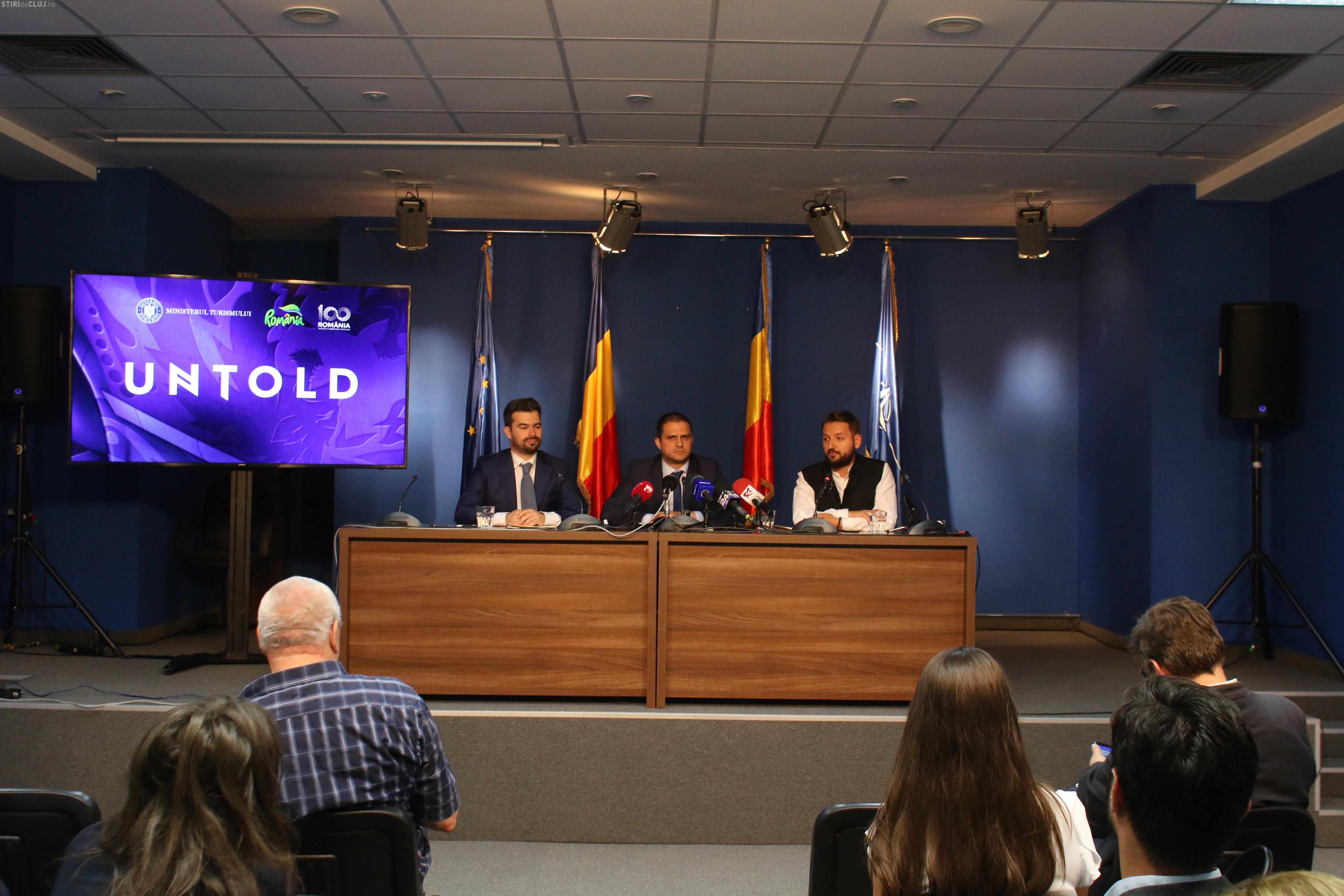 """UNTOLD - Primul Brand Ambasador al Turismului Românesc! Descoperă campania """"România All Inclusive"""""""