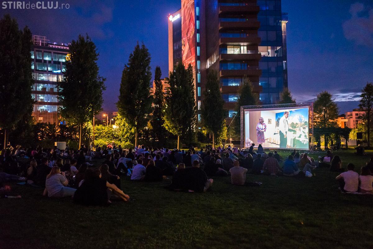 În acest week-end, publicul decide ce filme se văd la Movie Nights, în Iulius Parc