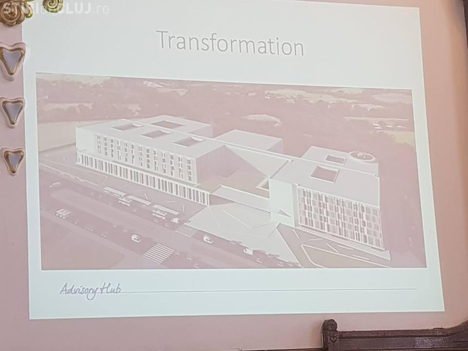 Spitalul Regional de Urgență Florești-Cluj va avea 900 de paturi