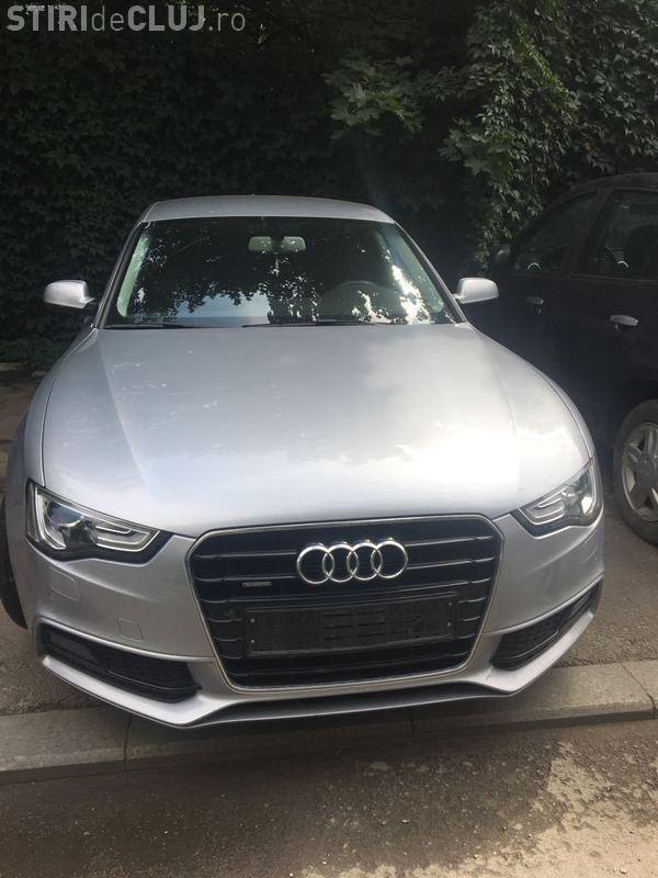 """Ce spune Răzvan Ştefănescu, șoferul Audi -ului cu """"M... PSD!"""": Sunt hărțuit / Ambasada Suediei: Numerele sunt legale"""