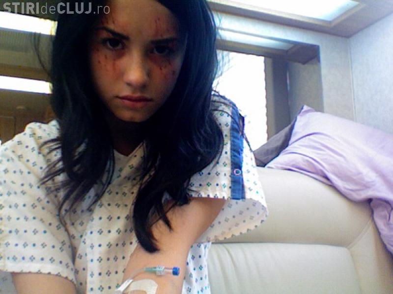 Ce mesaj a transmis Demi Lovato, după supradoza care aproape a ucis-o