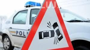Accident cu 2 victime pe Calea Florești. Patru autoturisme au fost avariate