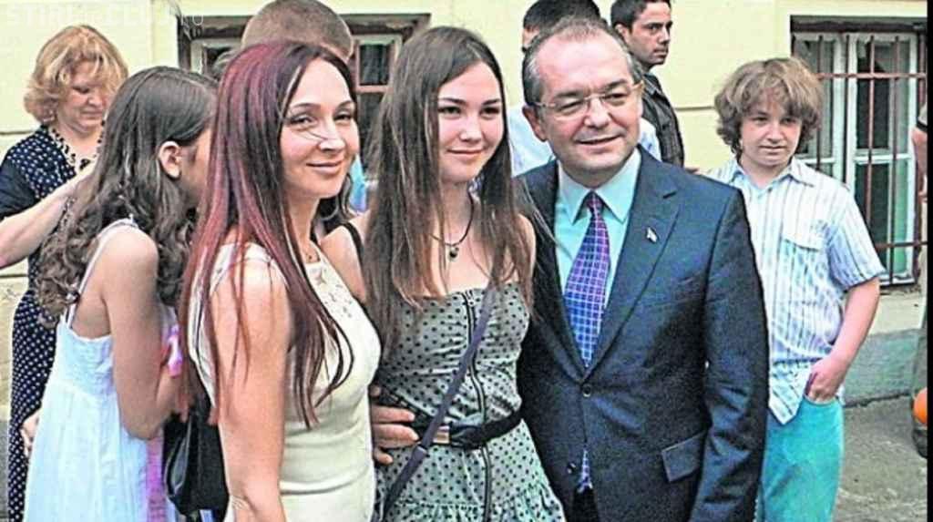 Fiica lui Emil Boc, admisă la Facultatea de Medicină Dentară a UMF Cluj