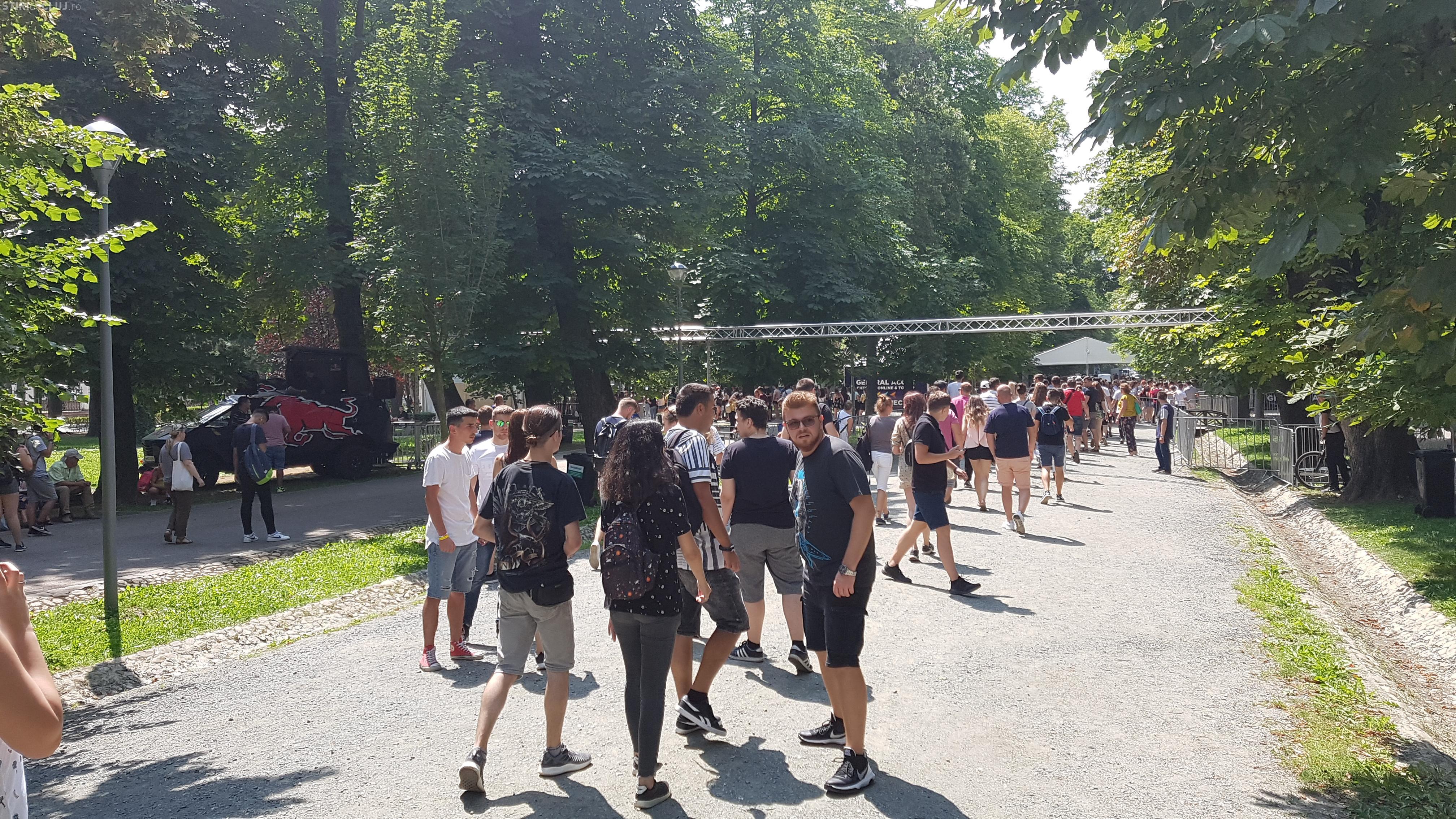 Festivalieri UNTOLD țepuiți cu chiriile în Cluj