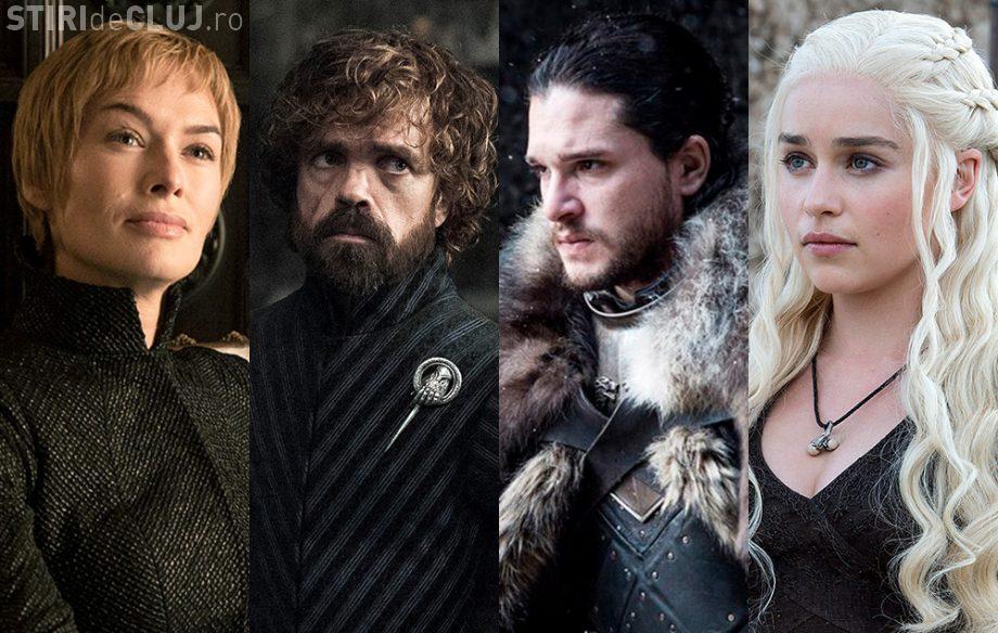 """Când va fi difuzat ultimul sezon al serialului """"Game of Thrones"""""""