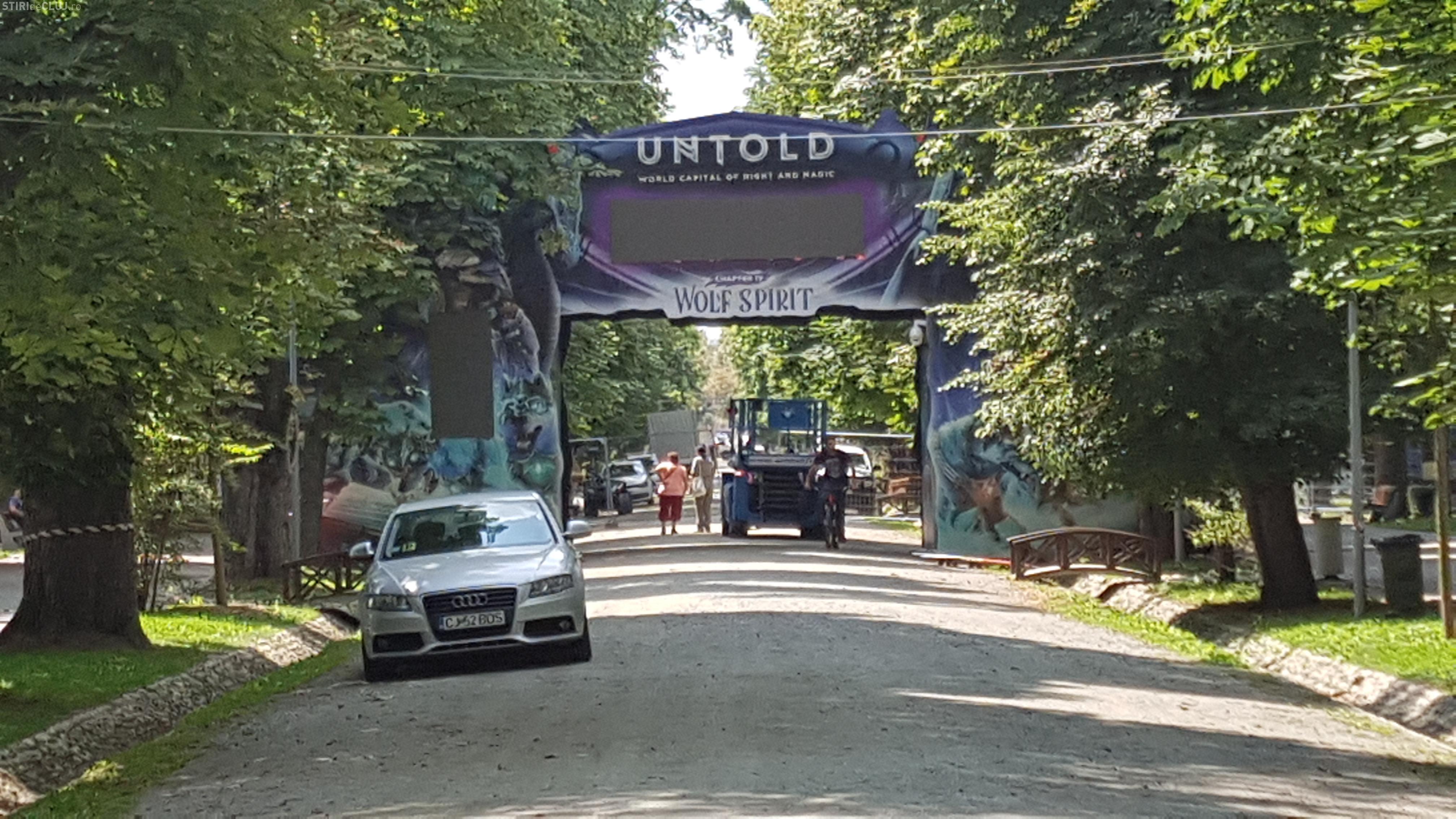 Lanțul Kaufland, acuzat că i-a MINȚIT pe clujeni că dă GRATIS bilete de o zi la Untold - FOTO