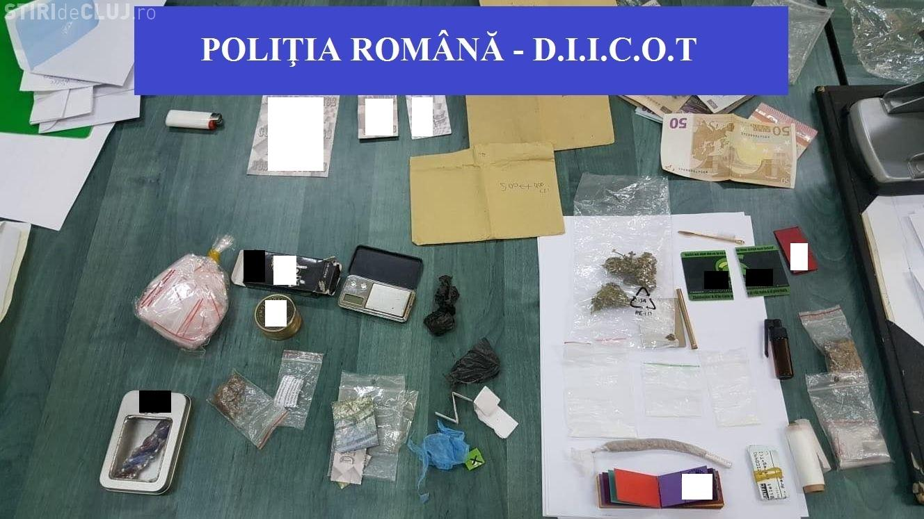 """Traficanți de droguri reținuți la festivalul """"Teknival România 2018"""", de la Aghireșu"""