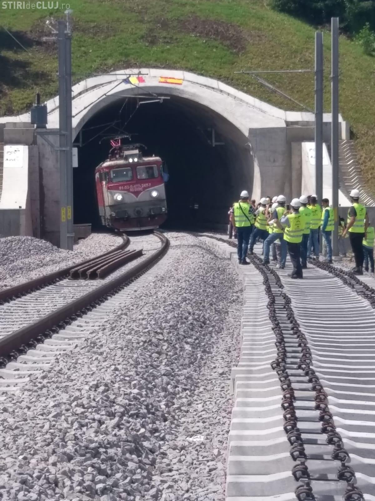 Când va circula trenul cu 160 de km/oră pe tronsonul modernizat? Răspunsul nu vă va mulțumi