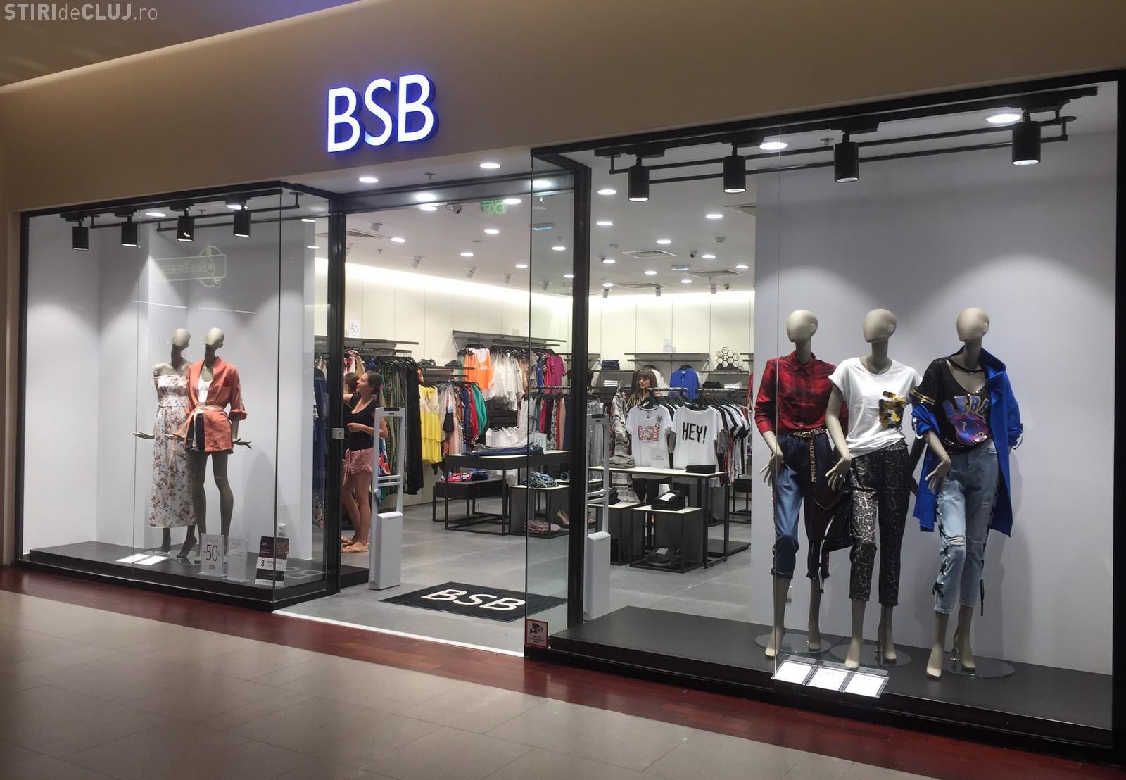 Ținute în tendințe, în noul magazin BSB, inaugurat în Iulius Mall Cluj (P)