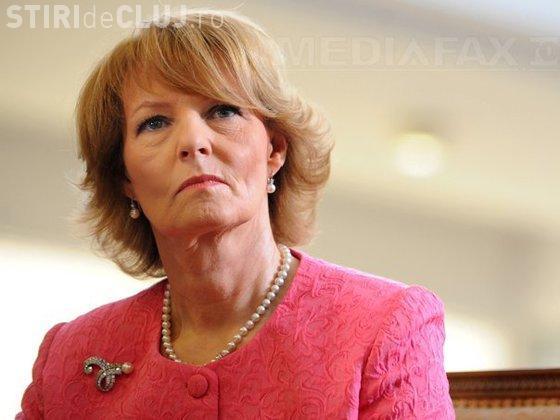 Principesa Margareta condamnă violențele din București
