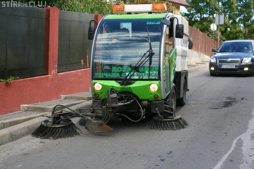 Cluj-Napoca: Programul acțiunii de curățenie la bordură