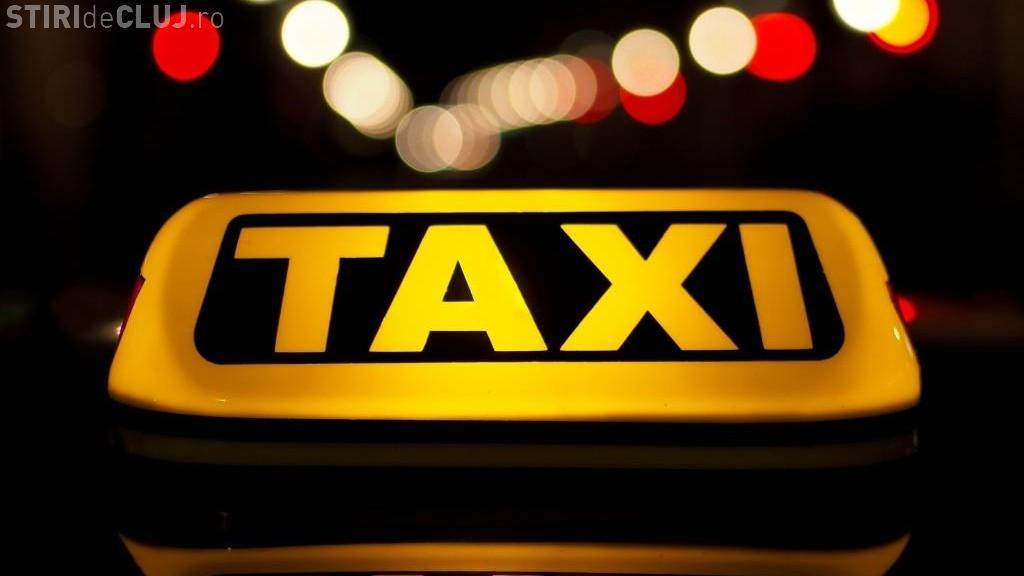 """Taximetriștii amenință cu tribunalul un clujean care le-a urat să """"ardă pe rug"""" - FOTO"""