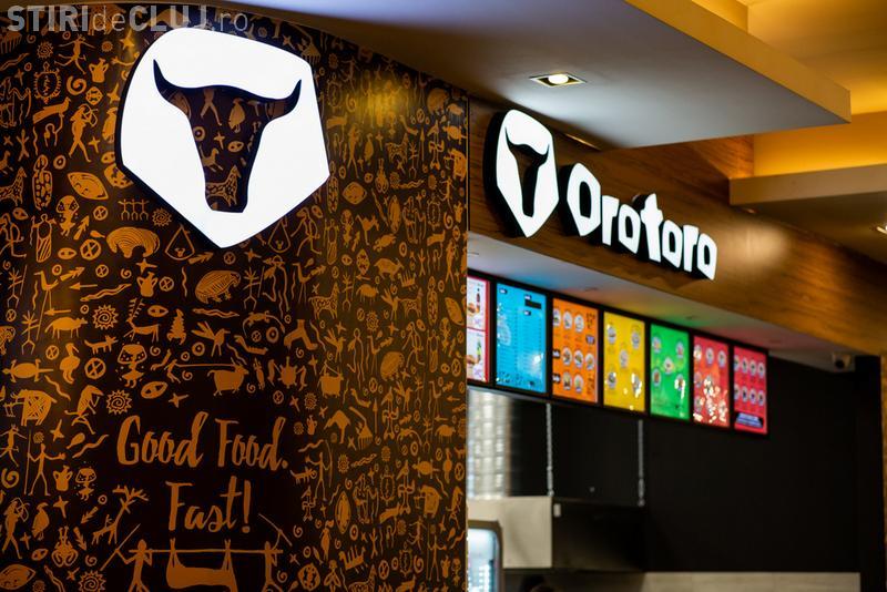 Burgeri delicioși, la Orotoro, inaugurat în food court la Iulius Mall Cluj (P)
