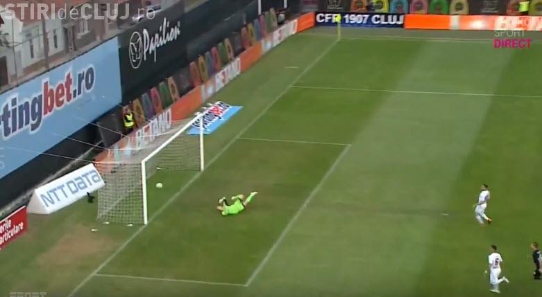 CFR Cluj - Malmo 0-1. REZUMAT VIDEO. Clujenii au jucat prost