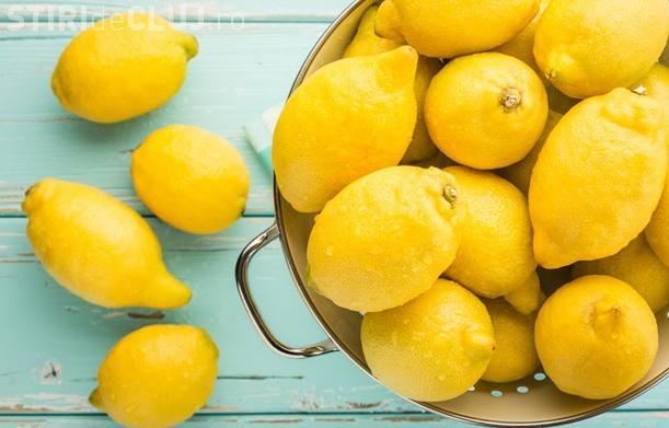 Dieta cu lămâi. Poți slăbeşti un kilogram pe zi