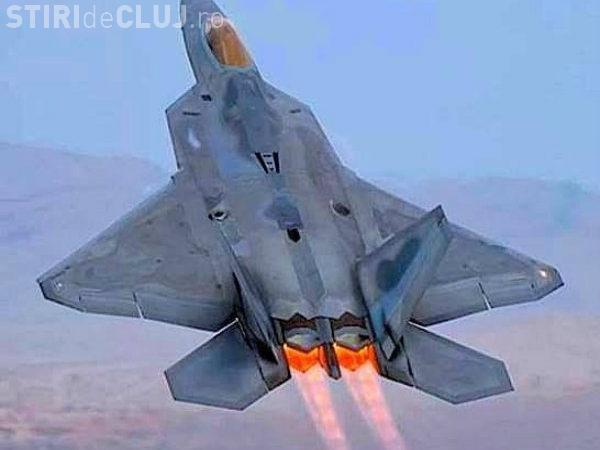 Cele mai bune avioane de luptă americane au ajuns la baza aeriană de la Câmpia Turzii