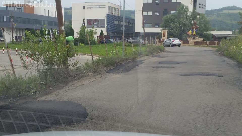 Strada Valea Gârbăului din Florești va fi asfaltată: Urmează str. Razoare și str. Crizantemelor