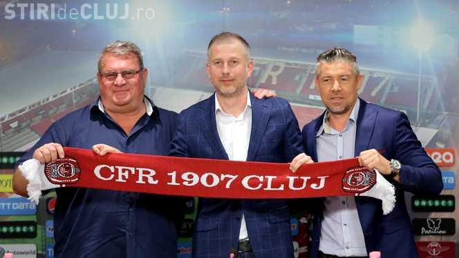 Edi Iordănescu pe banca tehnică la CFR Cluj - Malmo (0-1): Asta înseamnă fotbalul în Europa