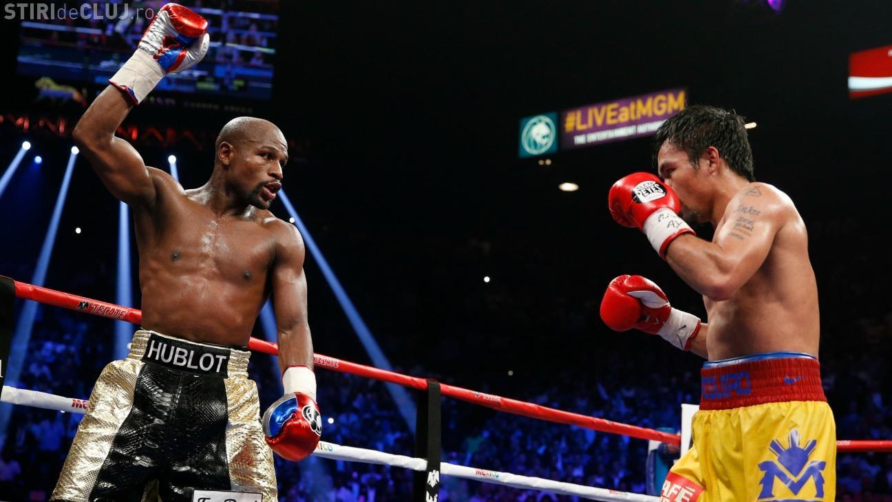 Partea a doua din meciul de box al secolului are loc în acest an. Mayweather și Pacquiao intră din nou în ring