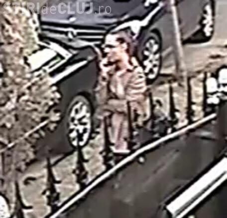 Femeie căutată de polițiștii clujeni, după ce a înșelat doi bătrâni cu 10.000 de lei. O recunoașteți? VIDEO