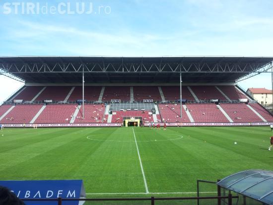 Patronul CFR Cluj a vrut să retragă CFR 2 din Liga a treia