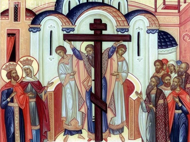 Azi e Înălţarea Sfintei Cruci. Ce nu trebuie să facă azi creștinii