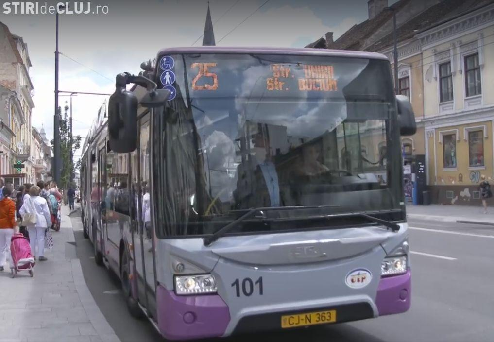 CTP Cluj suplimentează numărul de curse odată cu începerea școlii