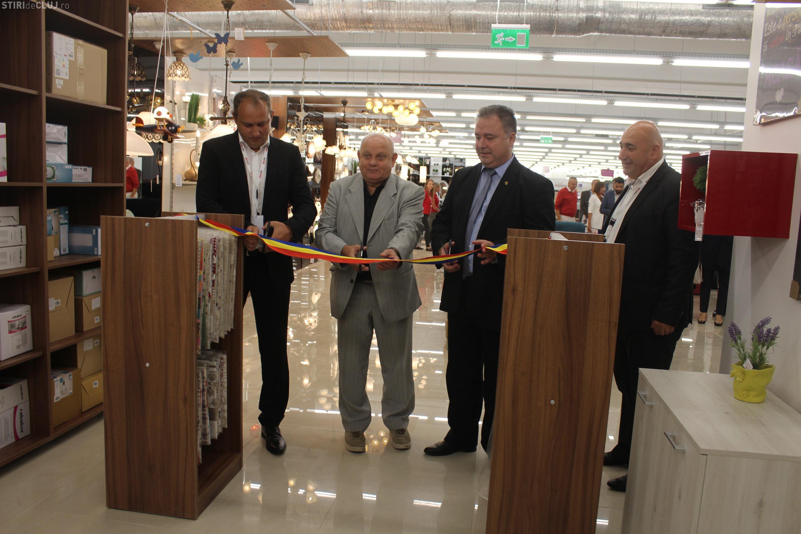 Casa Rusu deschide la Cluj cel mai mare magazin. Clienții au parte de reduceri și surprize FOTO (P)