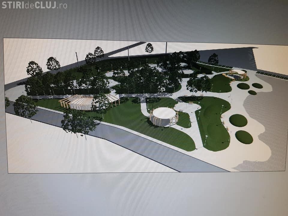 Florești: În fostul poligon este promis un parc de joacă până în primăvara 2019