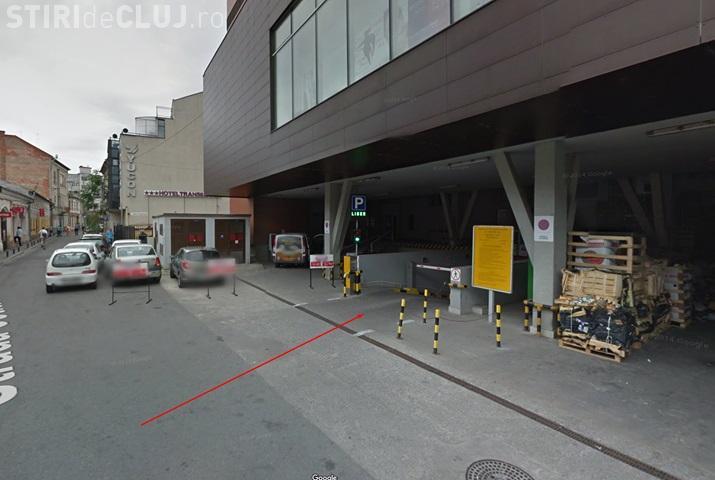 Un clujean acuză că am fi furați sistematic la parcarea de la Central - VIDEO