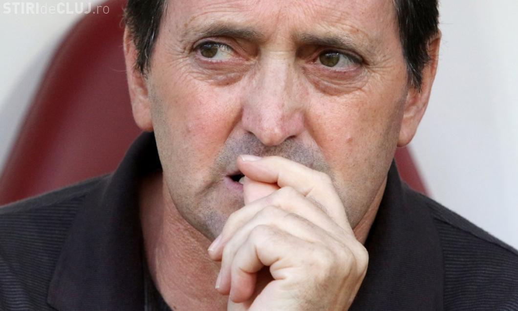 Conceicao și-ar fi dat demisia de la CFR Cluj