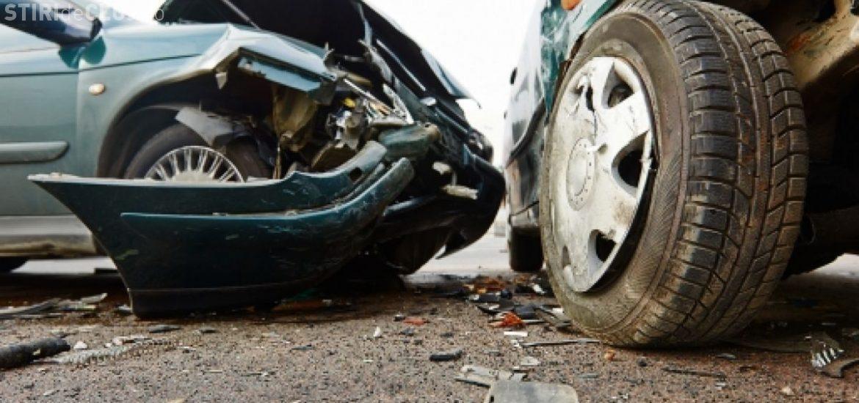 Accident cu o victimă la Cluj! O șoferiță neatentă a intrat în intersecție fără să se asigure