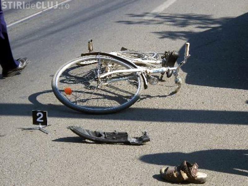Biciclist CĂUTAT la Cluj. A lovit un bărbat în Grigorescu și a dispărut. Cine îl recunoaște? Semnalmente