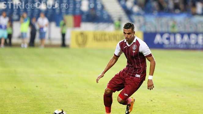 Reacția lui Manea după eliminarea rușinoasă a CFR Cluj din Europa League