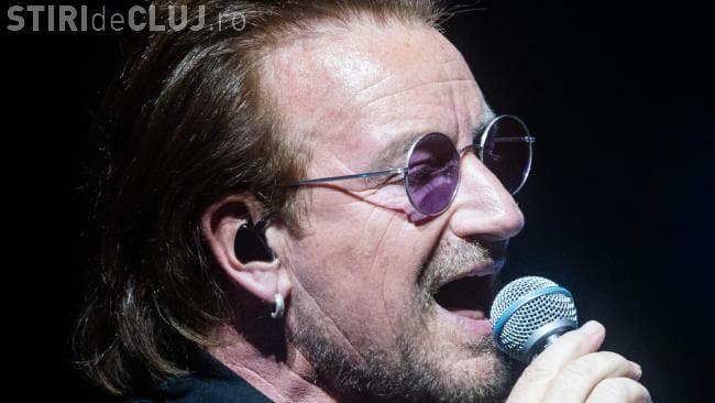 Bono a rămas fără voce la Berlin. Și-a anulat concertul - VIDEO