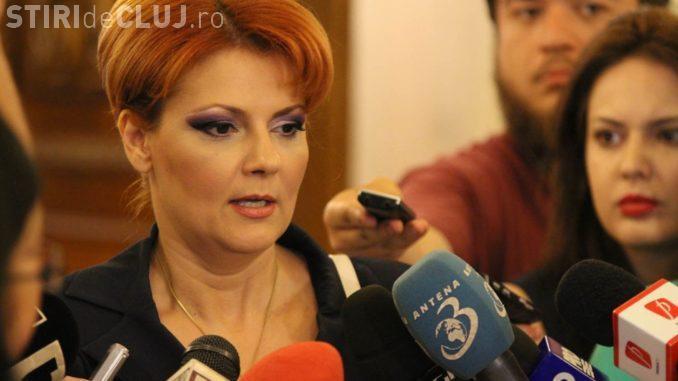 Olguța Vasilescu nu se dezice de Dragnea. Ce spune despre atacurile Gabrielei Firea