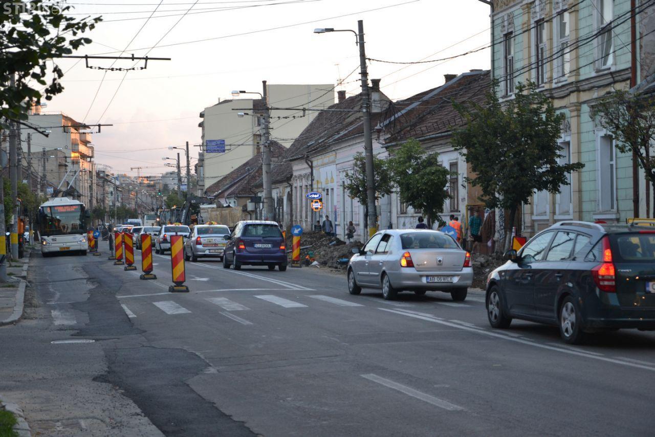 Primăria Cluj-Napoca cumpără imobilele de pe Calea Mănăștur și lărgește strada