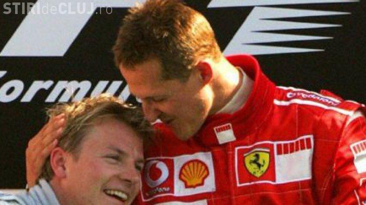 Mesaj pentru fanii lui Schumacher: #KeepFighting