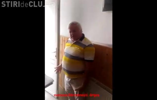 Membri USR luați la bătaie de un primar PSD, chiar în incinta Primăriei VIDEO