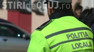CLUJ: Polițiștii locali îi vânează pe cei care aruncă gunoaie pe jos. Au dat amenzi de 2.000 de lei într-o singură zi