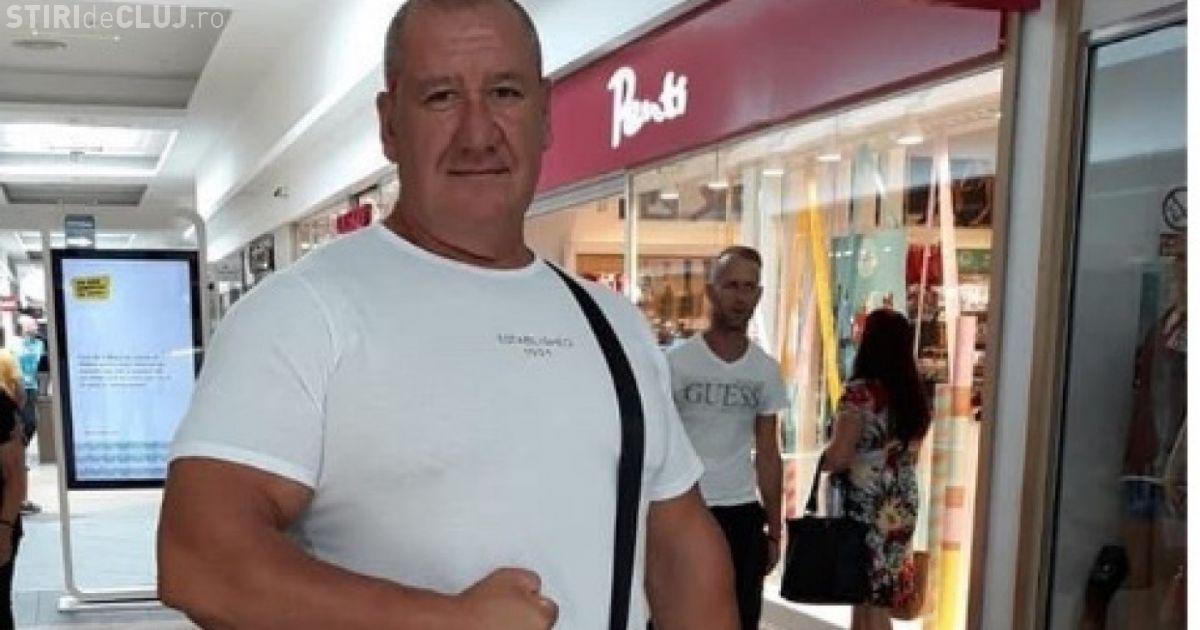 Culturist mort la Cluj în timp ce se antrena. Cine era Cornel Cadar