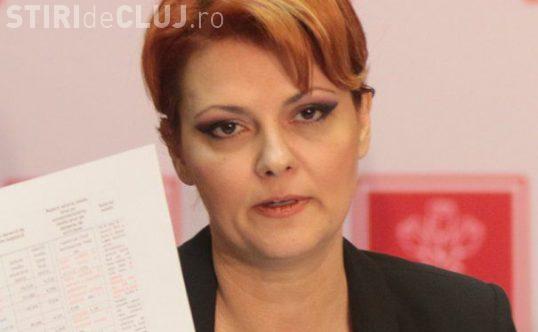 Ce spune Olguța Vasilescu despre pensia nesimțită de 56.816 lei