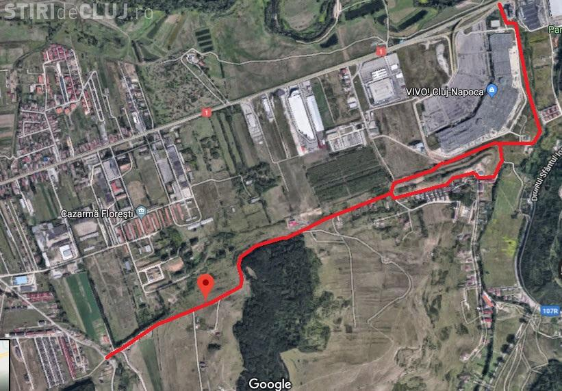 Dacă Centura Florești este în AER, primarul promite un alt drum - FOTO