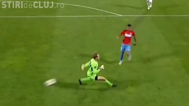 CFR Cluj - FCSB: 1-1. Și-au apărat șansele? REZUMAT VIDEO