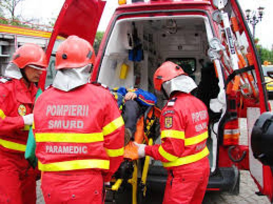 CLUJ: Accident mortal cauzat de neatenție! O femeie a murit, iar alte patru persoane au fost rănite