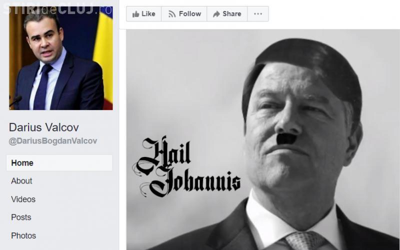 """Dragnea l-a """"săpunit"""" pe Vâlcov după ce l-a asemănat pe Iohannis cu Adolf Hitler"""