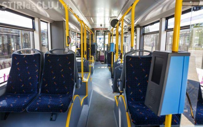 Incident șocant într-un autobuz, în stația Iulius Mall. A murit între scaune