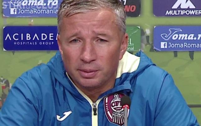 """CFR Cluj l-ar vrea înapoi pe Dan Petrescu, dar """"bursucul"""" e plătit regește în China"""