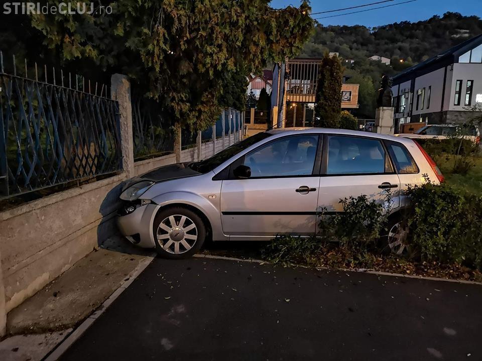 Cluj, Casa Radio în Grigorescu: Ai greșit parcarea, băiatul meu! - FOTO